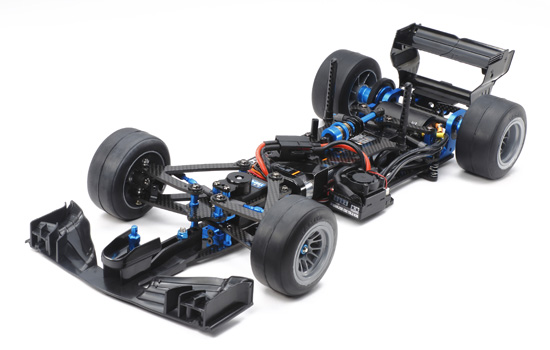 42318 TRF103 Chassis Kit