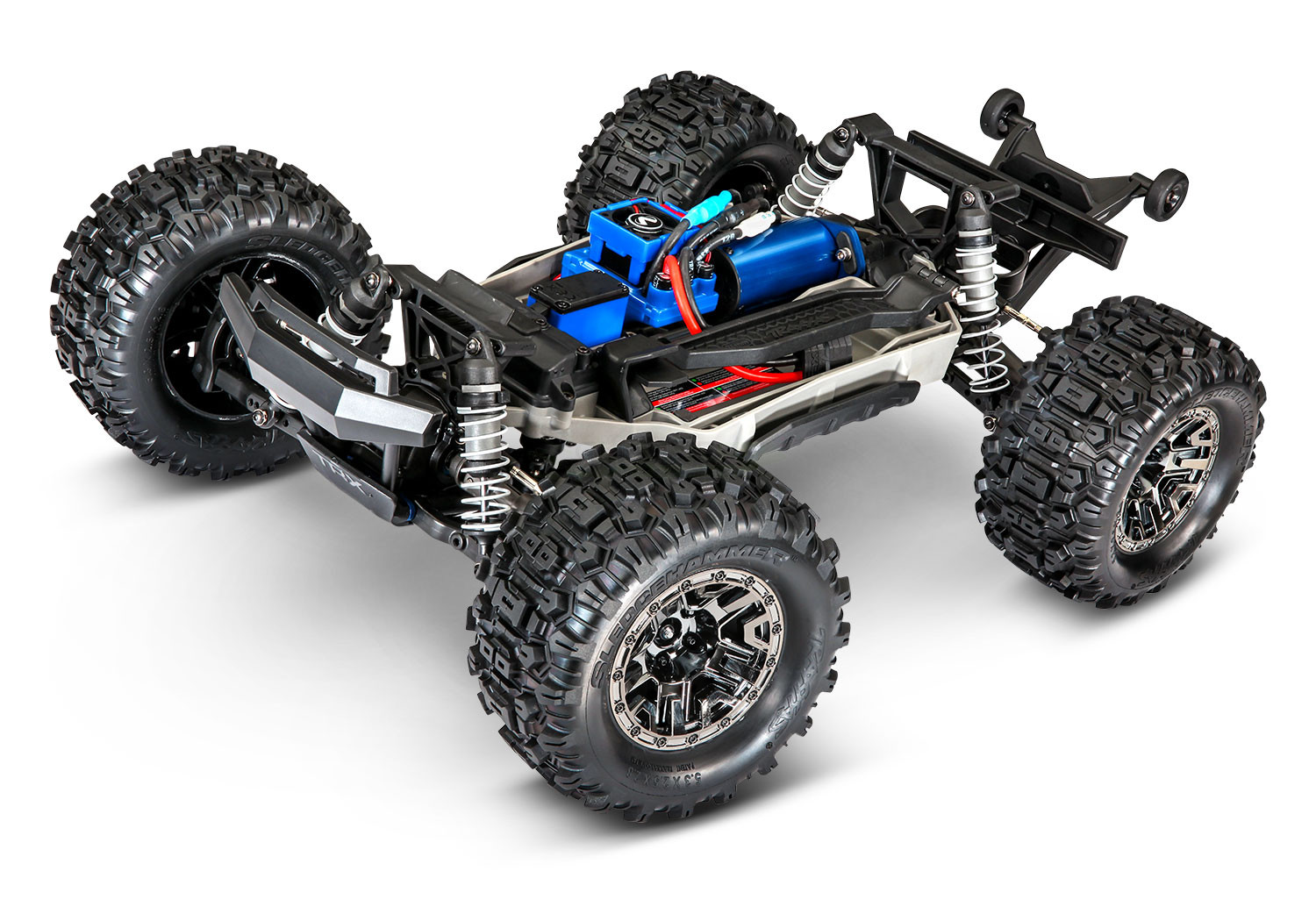 90076 4 hoss 4x4 vxl chassis high view 1