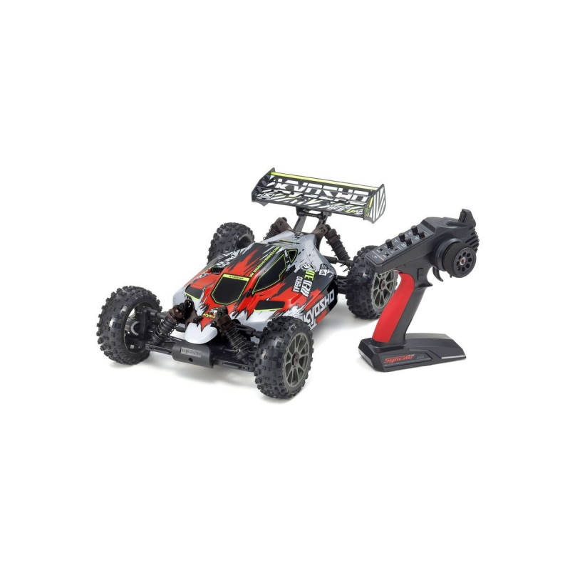 kyosho inferno 30 ve readyset ep kt231p rtr 34108