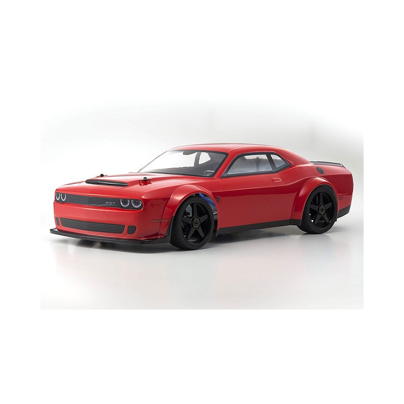 kyosho inferno gt2 race specs dodge challenger srt demon 33008 1