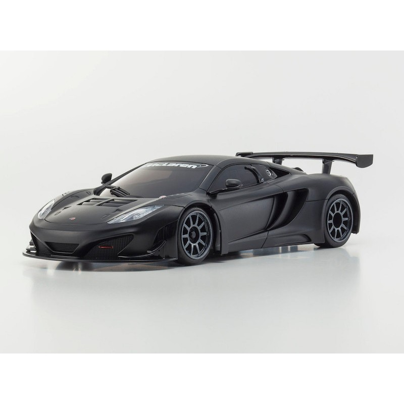 kyosho mini z mr 03 sports 2 mc laren 12c mp4 12c gt3 noir mat 24ghz rtr 32217gbk