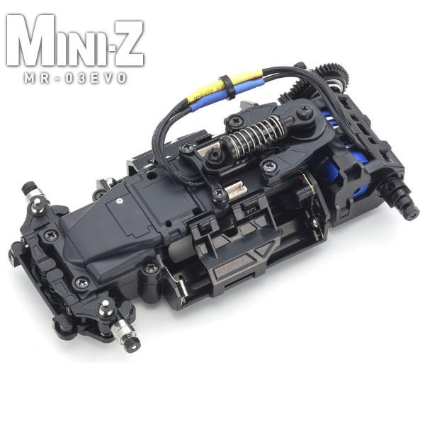 kyosho mini z mr03 evo chassis set n mm2 5600kv 32791b