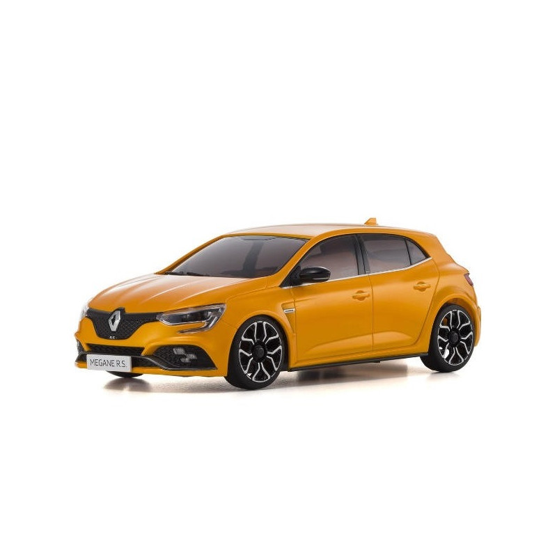 kyosho mini z serie fwd renault megane orange tonic 32421or