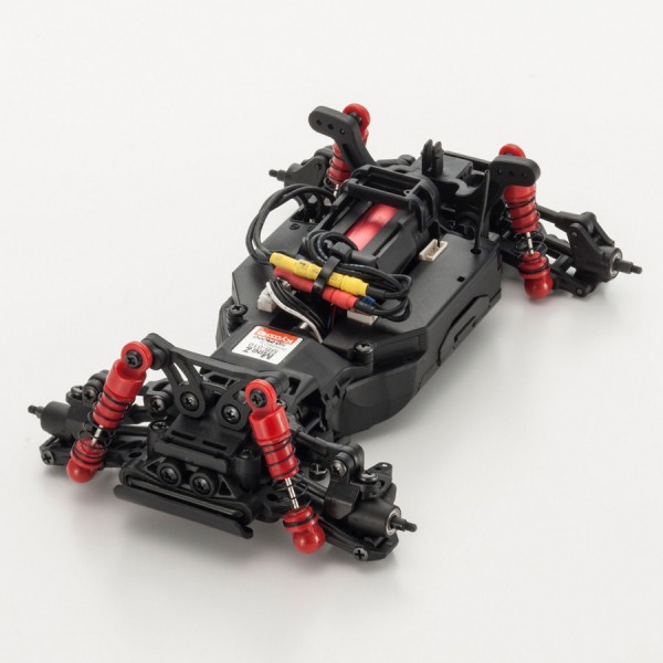 kyosho miniz mb010 ve asf chassis set 32290