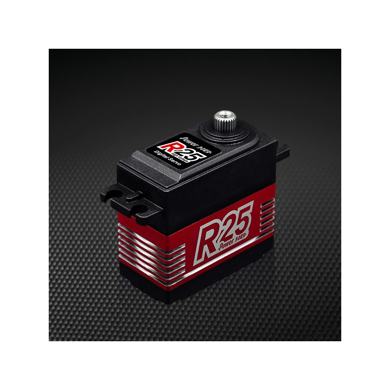 power hd servo digital r25 hv 25kg010s