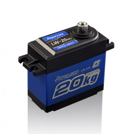 power hd servo digital waterproof lw 20mg 20kg 016s