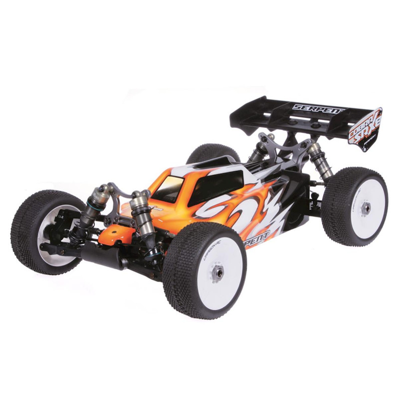 serpent buggy cobra 4wd srx8e kit kit saddle 600018