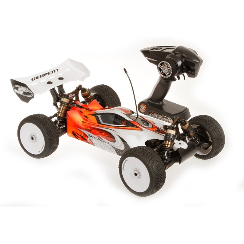 serpent buggy cobra 811 be sport rtr 600006