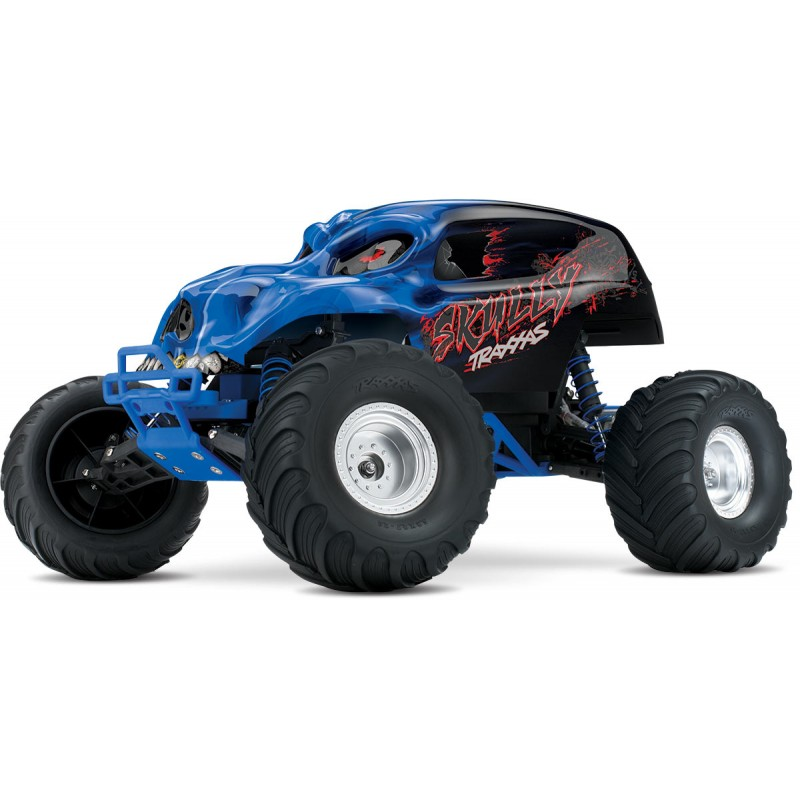 traxxas monster truck skully xl 5 tq id rtr 36064 1