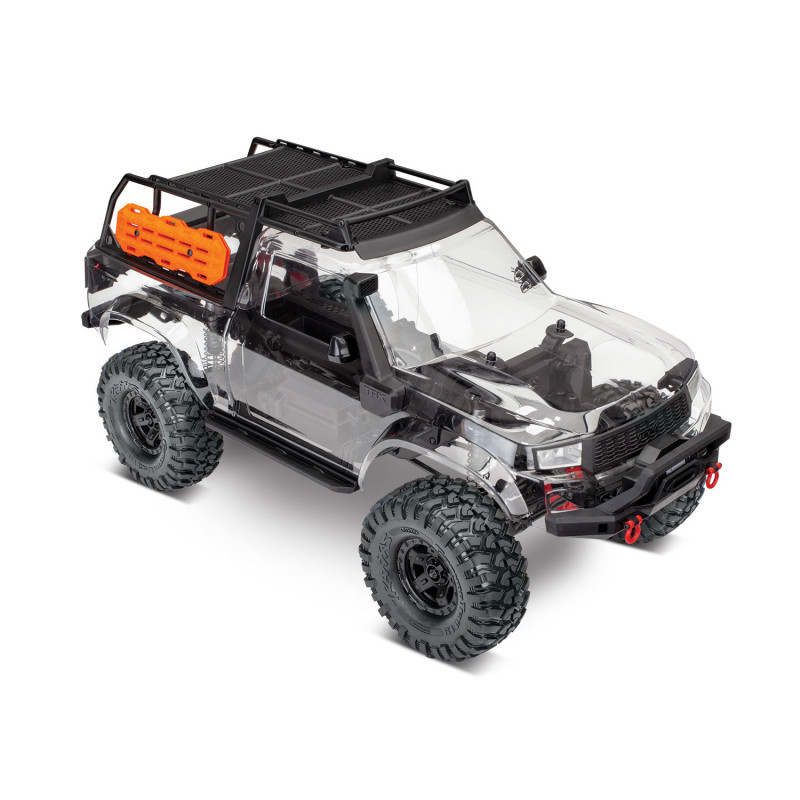traxxas trx 4 sport chassis kit 82010 4